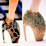 Туфли как у Леди Гага: необычная часть ее гардероба на фото