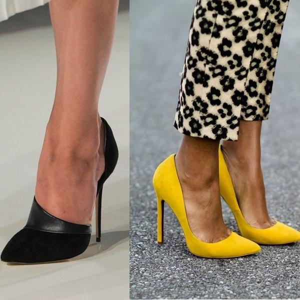 красивые туфли на каблуках фото