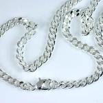 Виды плетения серебряных цепочек на фото: энергетика в подарок