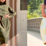 Модные и оригинальные платья баллон: лучшие модели на фото