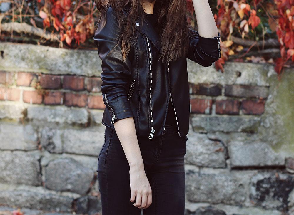 женские куртки-косухи