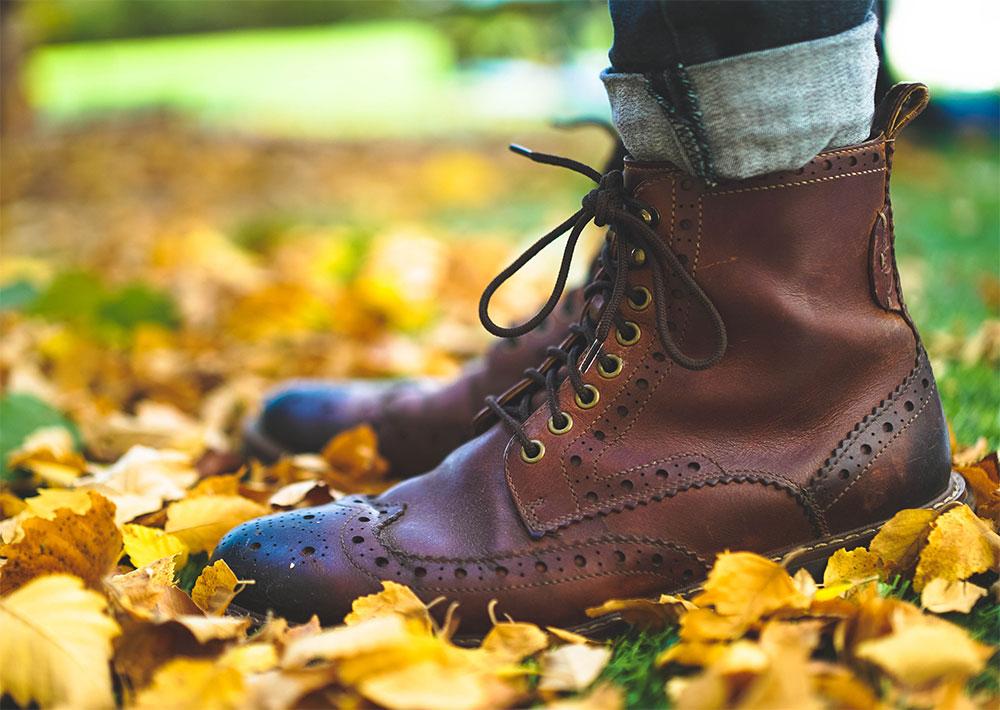 красивые ботинки челси