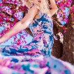 Женственные цветочные платья 2021 года для настоящих модниц