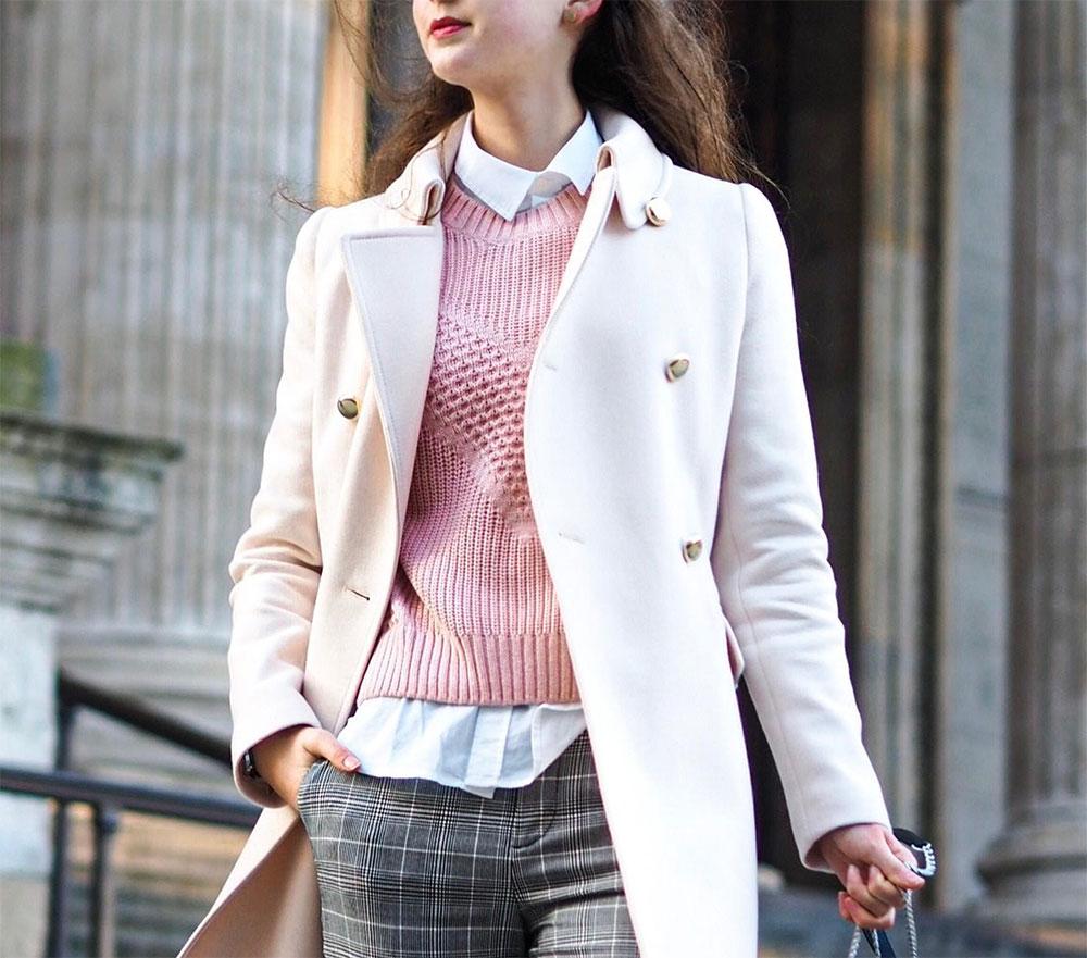 длинный белый пиджак
