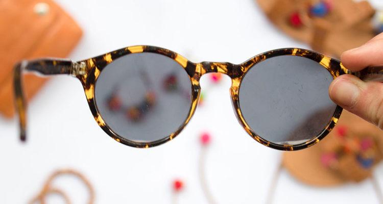 очки для овального лица