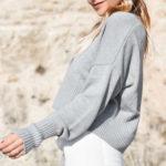 Стильные и модные модели кофт 2021 года