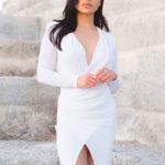 Модные короткие платья на 2021 год